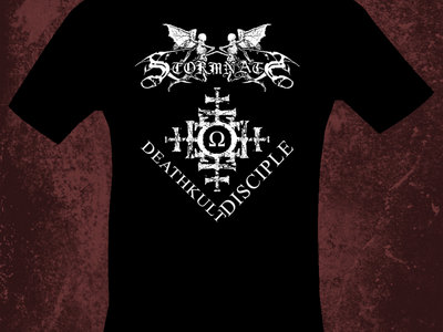 Deathkult Disciple T-shirt main photo