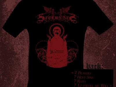 The Crimson Sacrament T-shirt / Girlie main photo