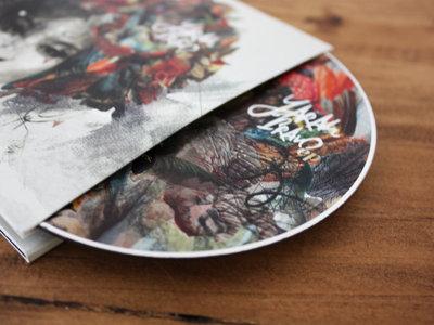 CD + Ziggi Papers + Stickers main photo