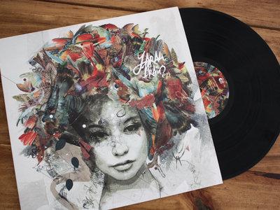 """12"""" Vinyl + Ziggi Papers + Stickers main photo"""
