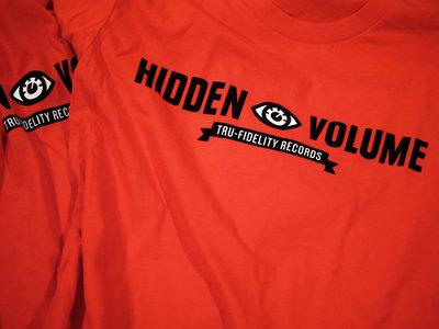 Hidden Volume TV Eye Logo T-Shirt main photo