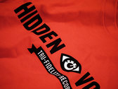 Hidden Volume TV Eye Logo T-Shirt photo