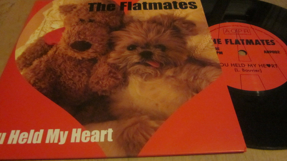 THE FLATMATES - You Held My Heart 7