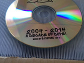 A Decade of Dope Mixtape - CD photo
