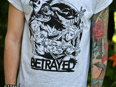 Promises Betrayd T-shirt main photo