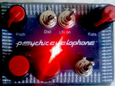 Psychiceyelophone - Circuit bent Stylophone photo