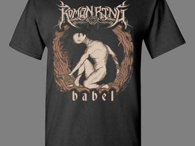 Roman Ring Babel T-Shirt main photo