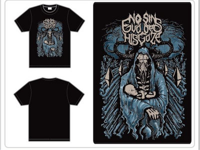 """Sedation"" T-Shirt and ""Age Of Sedation"" Digital Album bundle main photo"