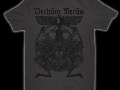 VERBUM VERUS - Bone Emblem t-shirt main photo