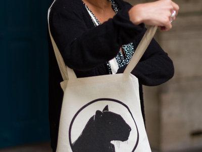 Animal Records Tote Bag main photo