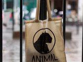Animal Records Tote Bag photo