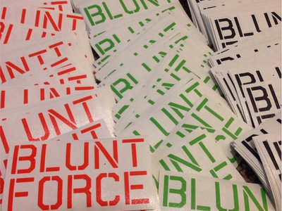 Blunt Force Vinyl Decals main photo