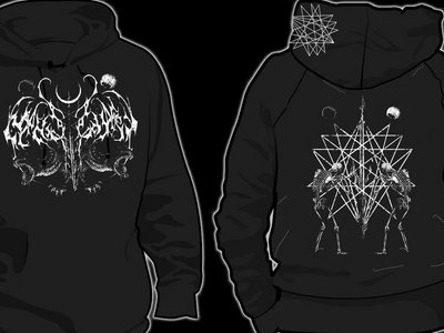 NIGHTBRINGER - Sword of Judgement hoodie main photo
