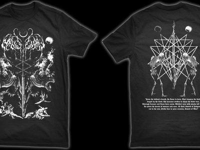 NIGHTBRINGER - Sword of Judgement t-shirt main photo