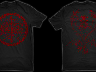 NIGHTBRINGER - Blood of Qayin t-shirt main photo