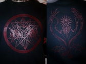 NIGHTBRINGER - Blood of Qayin t-shirt photo