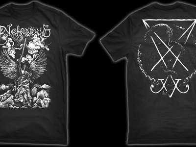 NEFANDUS - Hymn to Lucifer t-shirt main photo