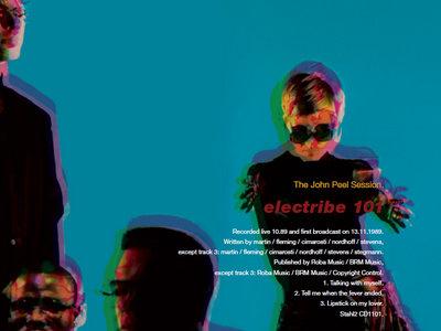 Electribe 101 - The John Peel Session - CD [STAHL2CD1101] main photo