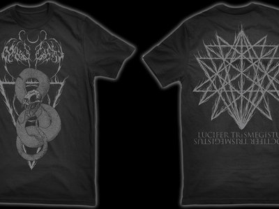 NIGHTBRINGER - Chnuphis [grey] t-shirt main photo
