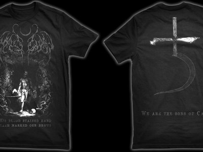 NIGHTBRINGER - The Sons of Cain t-shirt big sizes main photo