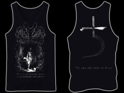 NIGHTBRINGER - The Sons of Cain tank-top / sleeveless main photo