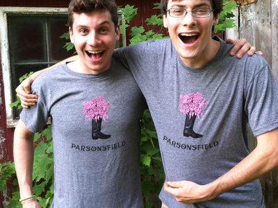 Boot T-shirt main photo
