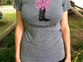 Boot T-shirt photo