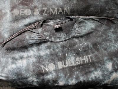 No Bullshit Batik T-Shirt main photo