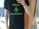 """The Creature"" t-shirt photo"
