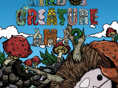 What Kind of Creature Am I? Full colour A2 poster main photo