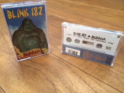 Blink 182 Buddha Cassette Plus Kung Fu T-Shirt! main photo