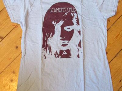 Head T-Shirt - Ladies Blue main photo