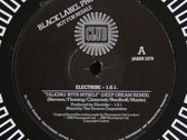 Talking With Myself (Deep Dream Remix) - Black Label vinyl promo [JABXR DJ74] photo