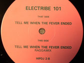 Tell Me When The Fever Ended - snake label promo vinyl [HIPDJ 2] photo