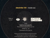 Inside Out - Official vinyl release [MERX 335] photo