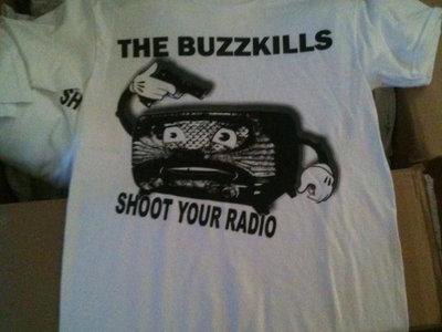 Shoot Your Radio t-shirt main photo