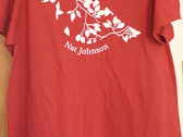 Nuthatch t-shirt - Men's sizes photo