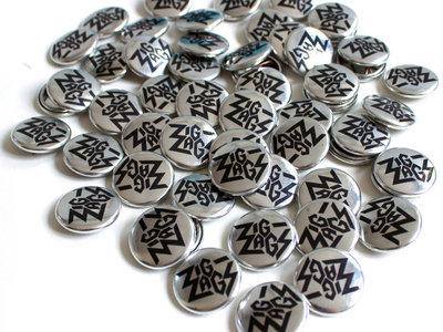 Zig Zags chrome buttons main photo