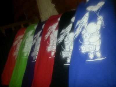 Spaceman D Logo T Shirt main photo