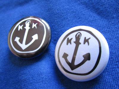Button - Logo (schwarz/weiß und weiß/schwarz) main photo