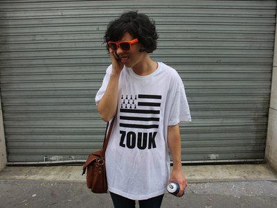 """T-shirt """"Zouk Breizh"""" main photo"""