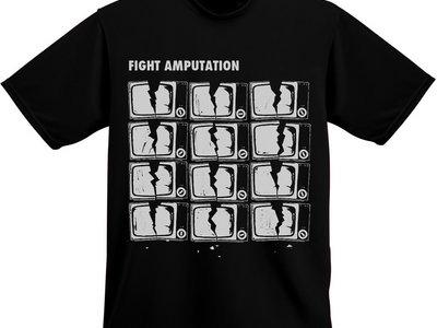 Broken TV Shirt (Black) main photo