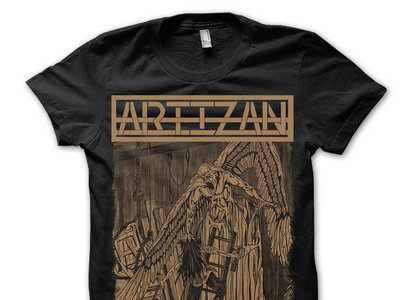 'Spite of the Demon' Artizan Shirt - includes FREE d/load of Curse of the Artizan album! main photo