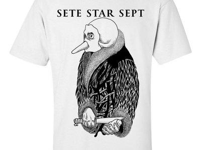 USA/CANADA tour 2014 T-shirt : White main photo