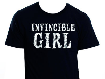 Invincible Girl T-Shirt main photo