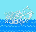 wearenotdolphins image