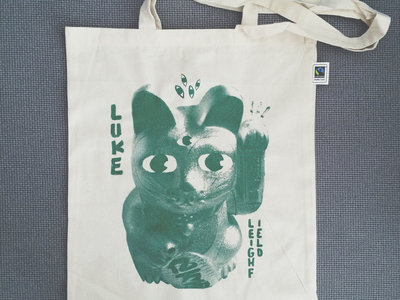 Lucky Cat Tote Bag main photo