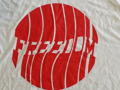 """Circle of Freedom"" T-shirt main photo"