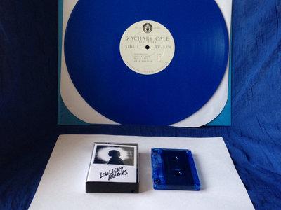 Limited Edition Blue Vinyl + Low Light Roughs Cassette main photo