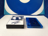 Limited Edition Blue Vinyl + Low Light Roughs Cassette photo